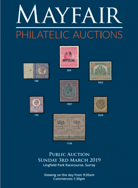 Auction - March 3rd